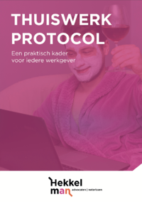Afbeelding Thuiswerkprotocol